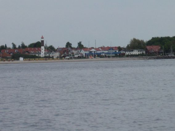 The little harbour of Timmendorf